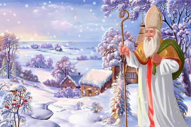 Народные приметы на 19 декабря – День Николая-Чудотворца, Николы Зимнего