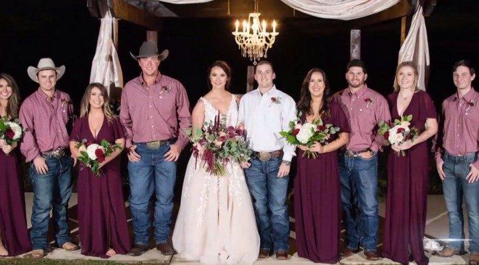 Невеста передумала выходить замуж за неделю до свадьбы