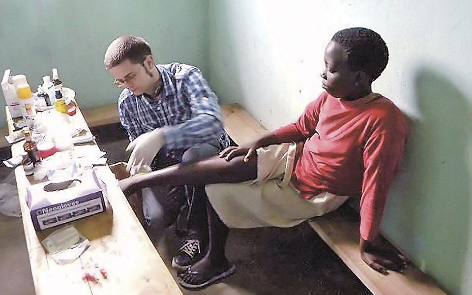 Вот почему российский врач ездит в Африку. Настоящее благородство! | Истории | Отдых