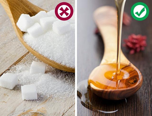 Начните уже сегодня: Пять весомых причин заменить сахар медом