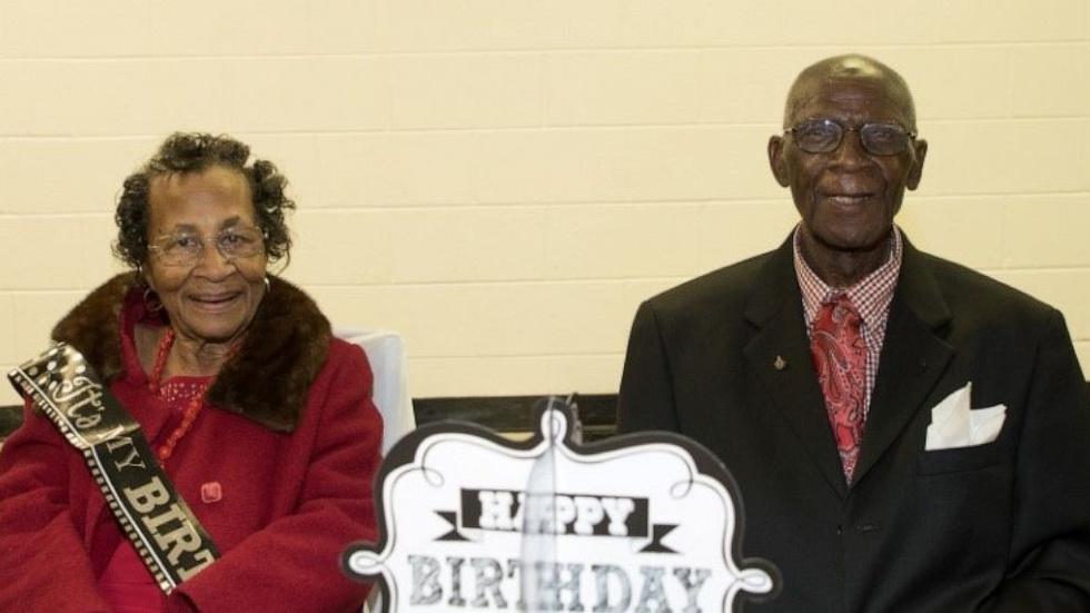 Время не властно: На 82-летнюю годовщину брака муж и жена раскрыли секрет счастливых отношений