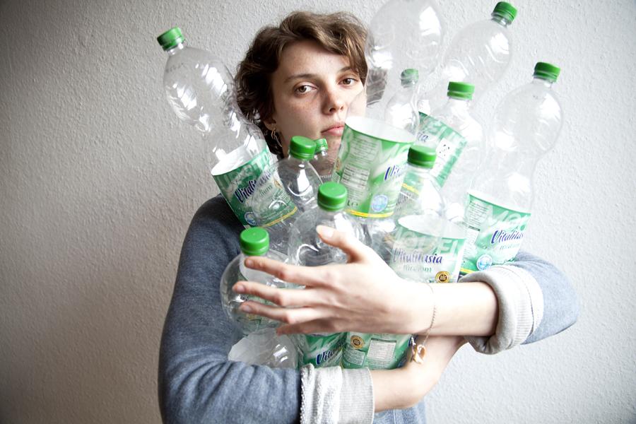 Как мы сдавали бутылки