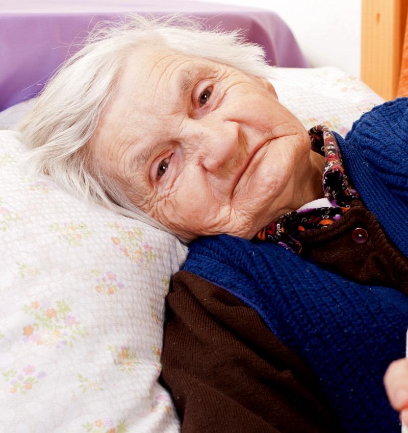 Увидела в больнице пожилую пару и это изменило мое представление о мире